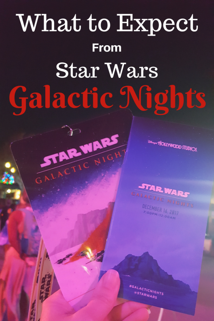 Find out everything you need to know about Galactic Nights - May 27, 2018. #StarWars #GalacticNights #DisneyStarWars #DisneyGalacticNights #StarWarsGalacticNights #DisneyWorld