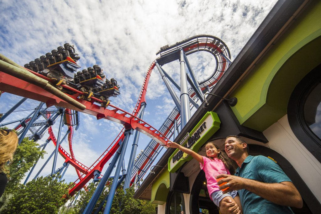 Free Admission For Veterans At Seaworld Or Busch Gardens