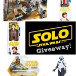 Enter to win the ultimate SOLO: A Star Wars Story prize pack! #HanSolo #WDWEventChat #StarWars #prizes #StarWarsPrize