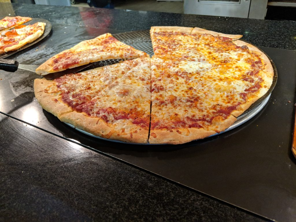 The World's Largest Cici's Pizza serves up fresh, hot pizza every time.