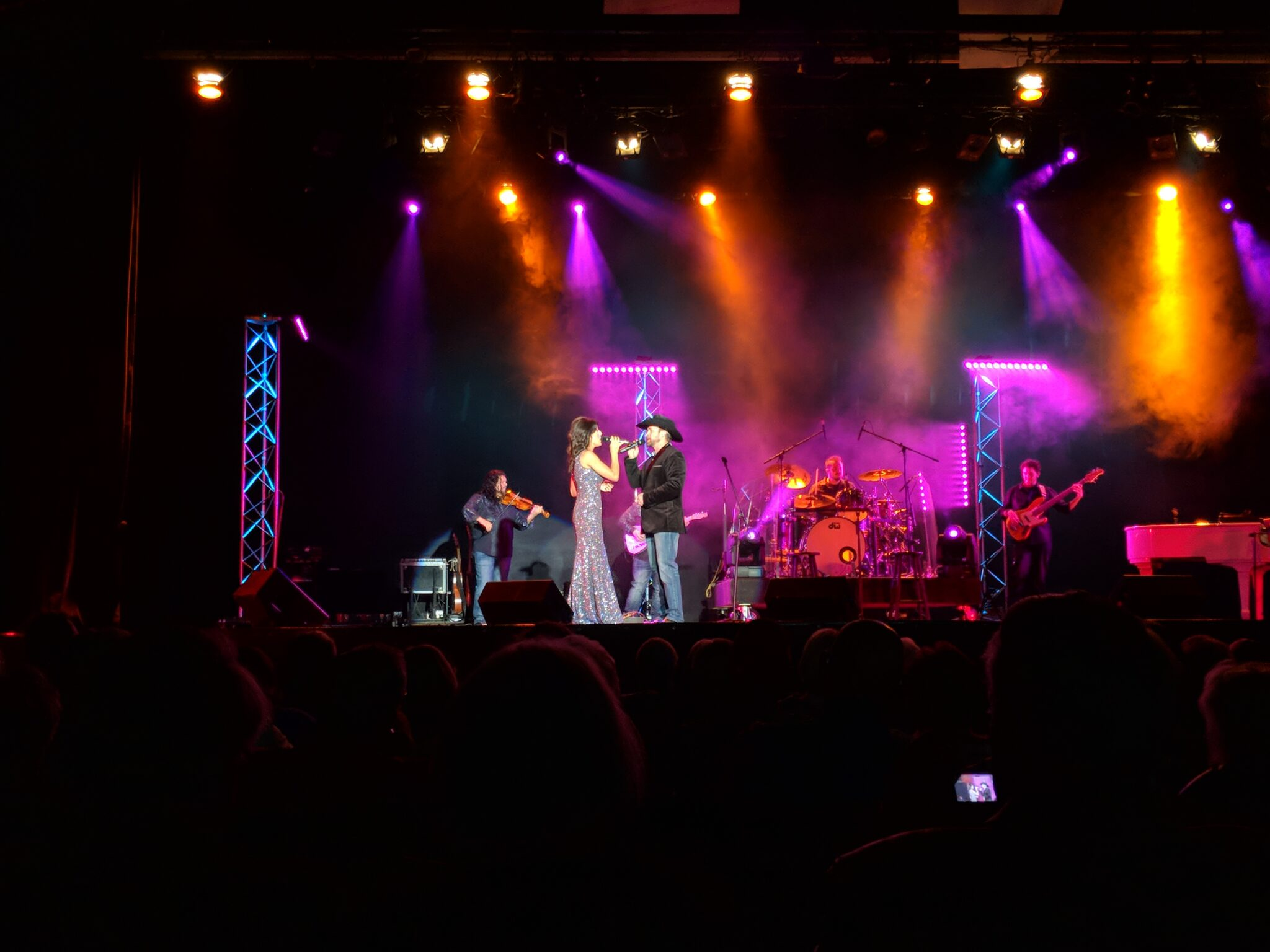 Branson's Famous Baldknobbers leave it all on stage.