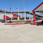 Things to do with teens in Branson - The Track Family Fun Parks go karts.