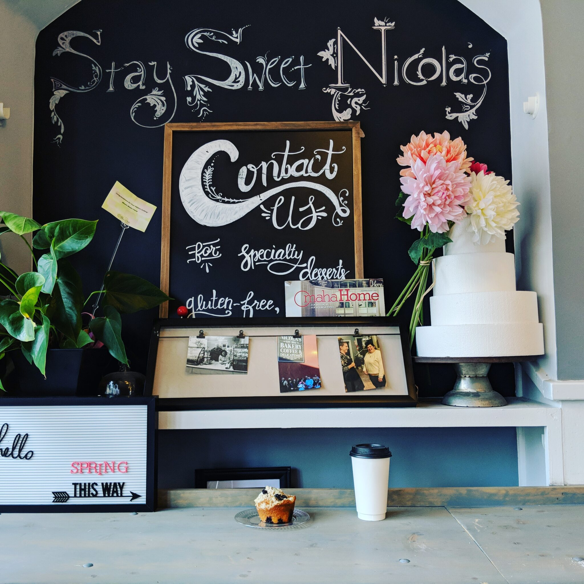 Stay Sweet Nicola's where to eat in Council Bluffs