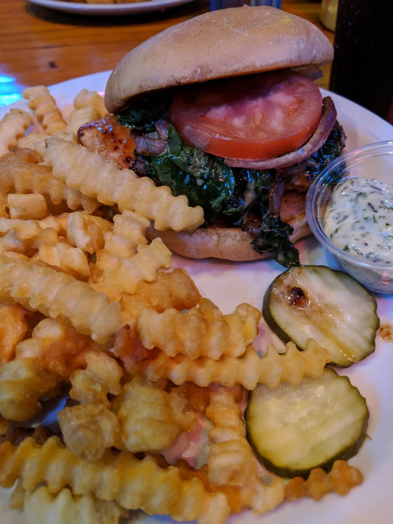 Barley's Bar and Grill where to eat in Council Bluffs