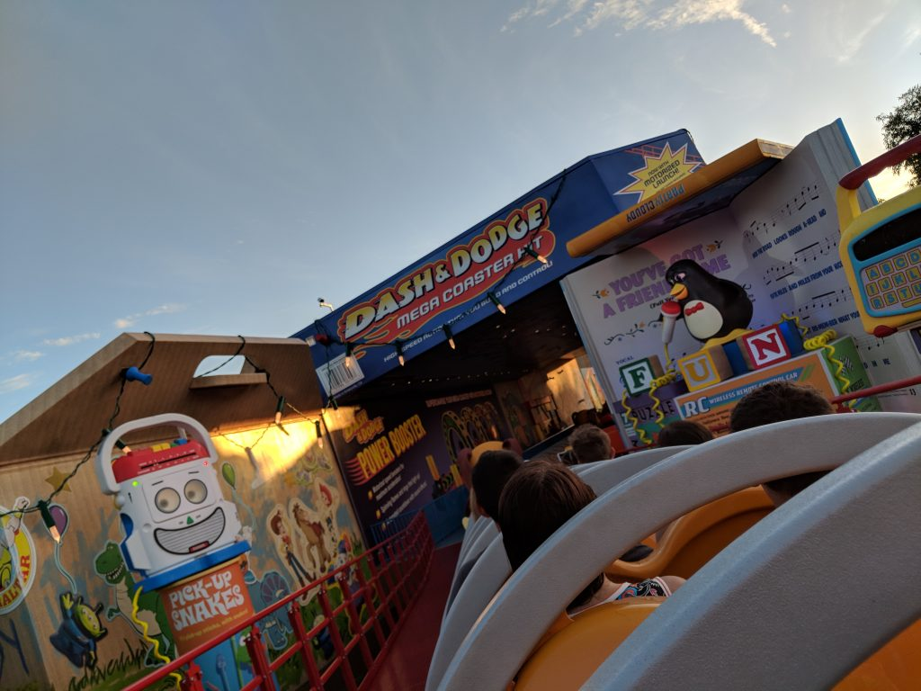 What surprises can be found on Slinky Dog Dash? Find out with these Toy Story Land tips.