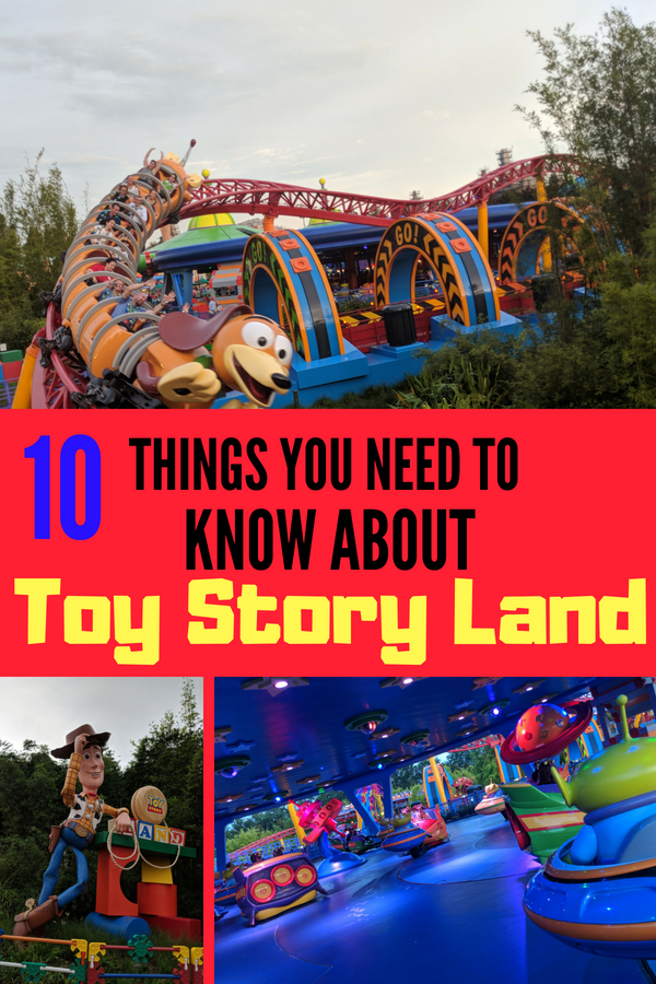 Wondering how to tackle Toy Story Land at Disney World? Discover 10 things you need to know BEFORE heading to Toy Story Land. Includes Toy Story Land tips, tricks and hidden secrets.