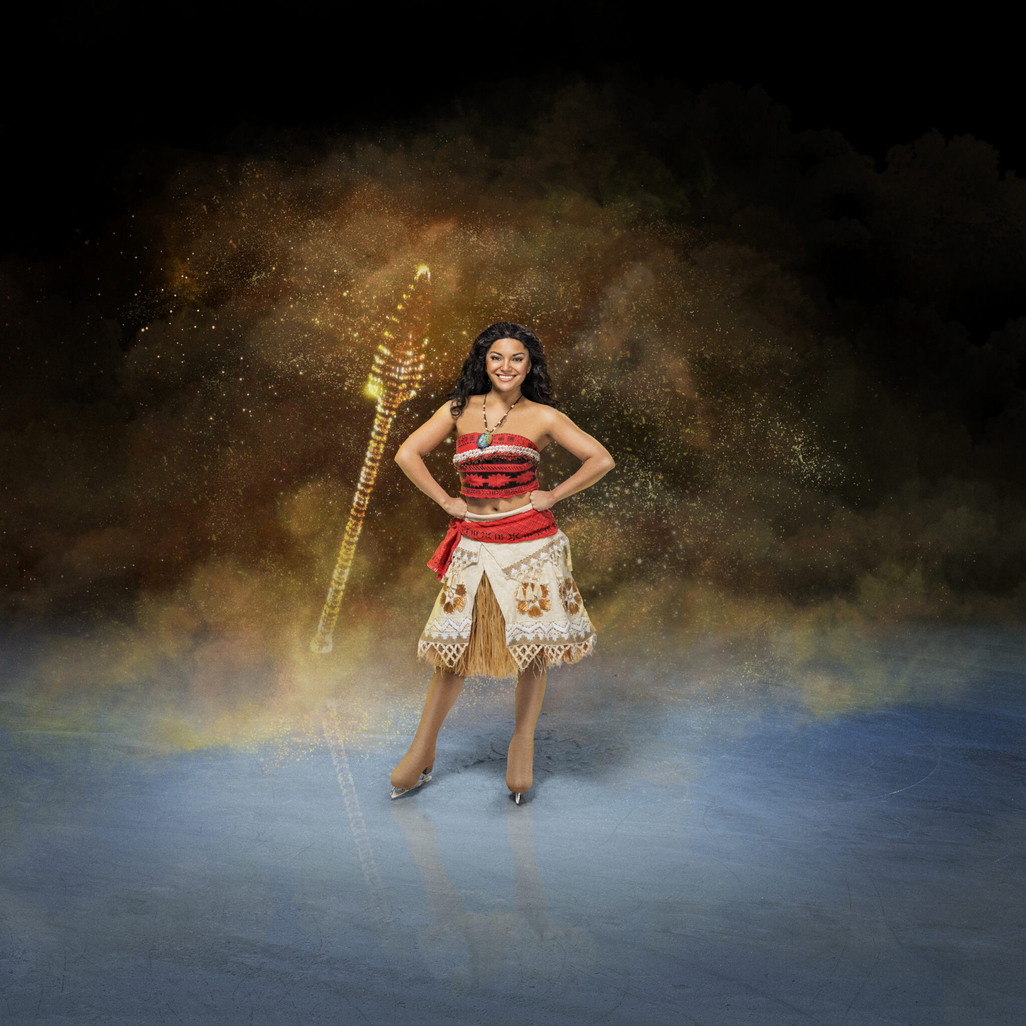 Help Moana on a daring journey at Disney On Ice presents Mickey's Search Party