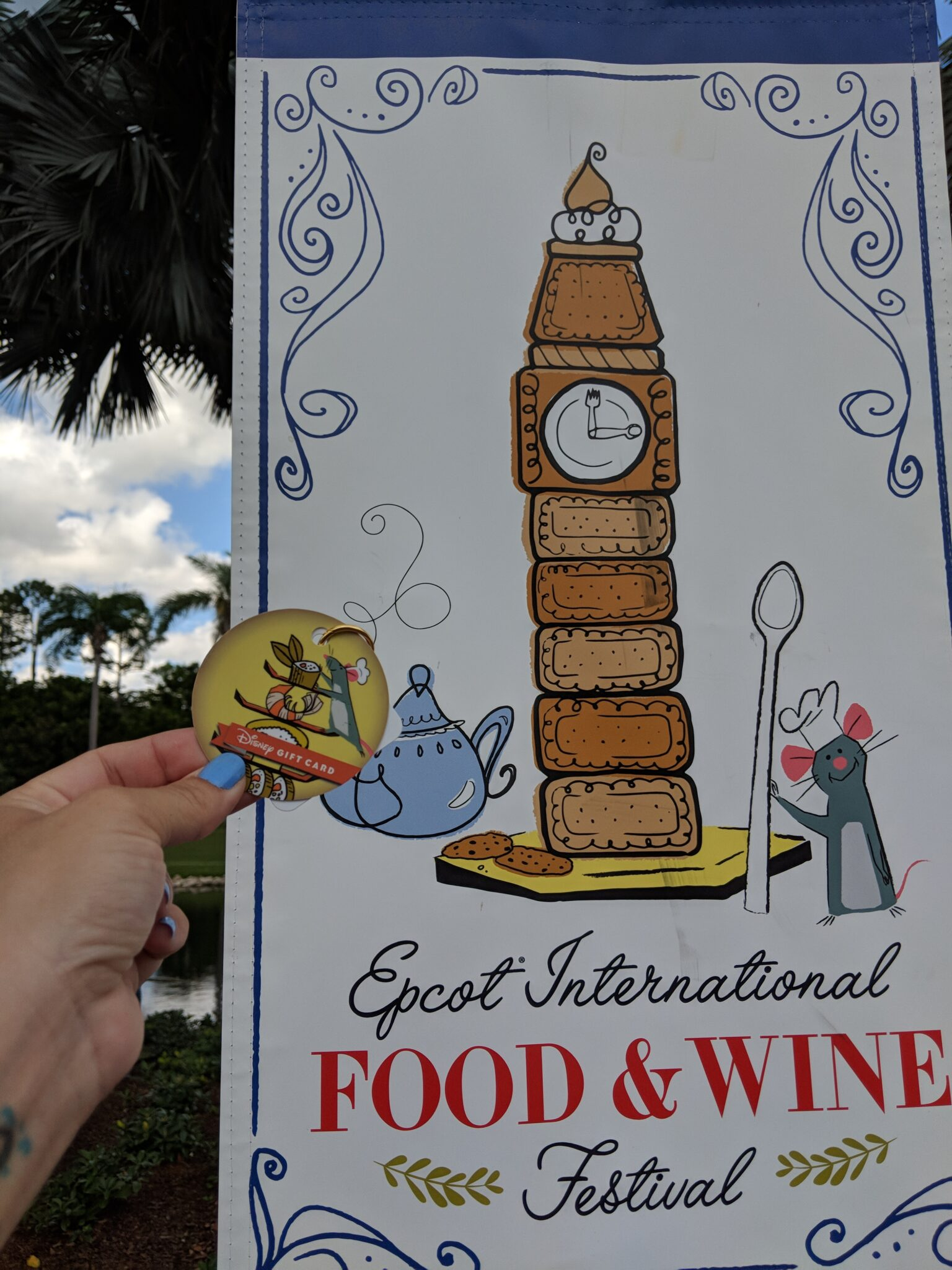 Find out how we manged to stay under $100 at Epcot Food & Wine Festival.