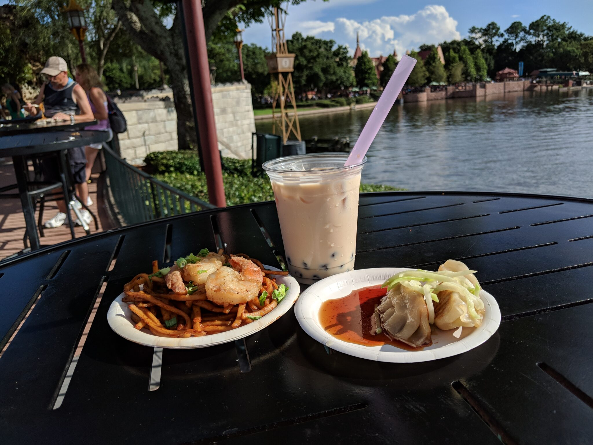 Learn how to try all 3 of these treats at Epcot Food & Wine on a budget.