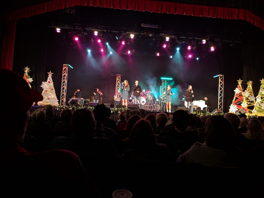 Celebrate a Branson Christmas with Branson's Famous Baldknobbers