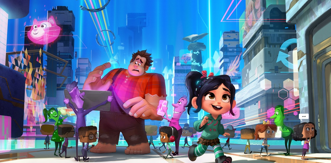 Ralph Breaks the Internet is available now on digital and on blu-ray on February 26, 2019