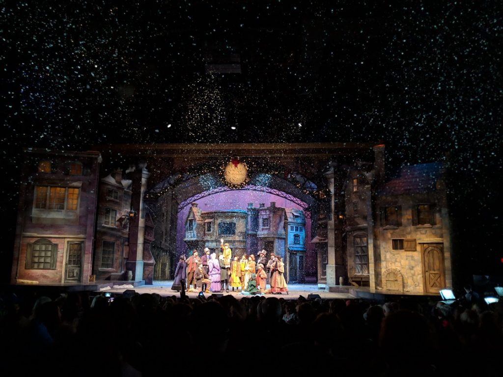 See A Dickens' Christmas Carol at Silver Dollar City's An Old Time Christmas