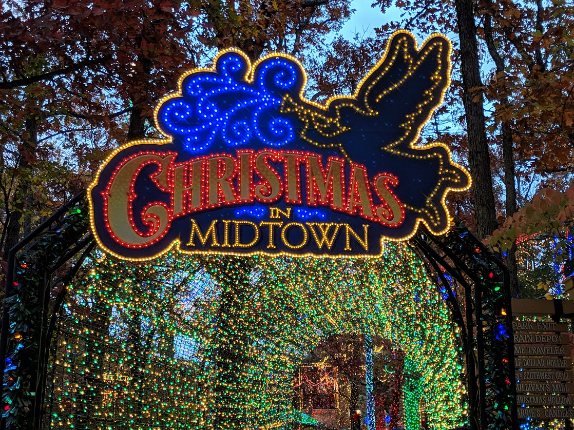 Christmas in Midtown at Silver Dollar City's An Old Time Christmas