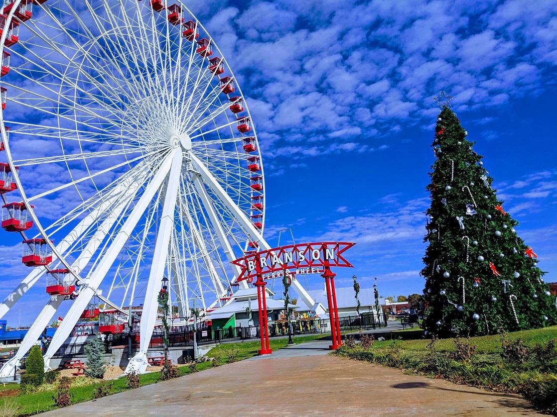 Branson Ferris Wheel at Track Family Fun Park
