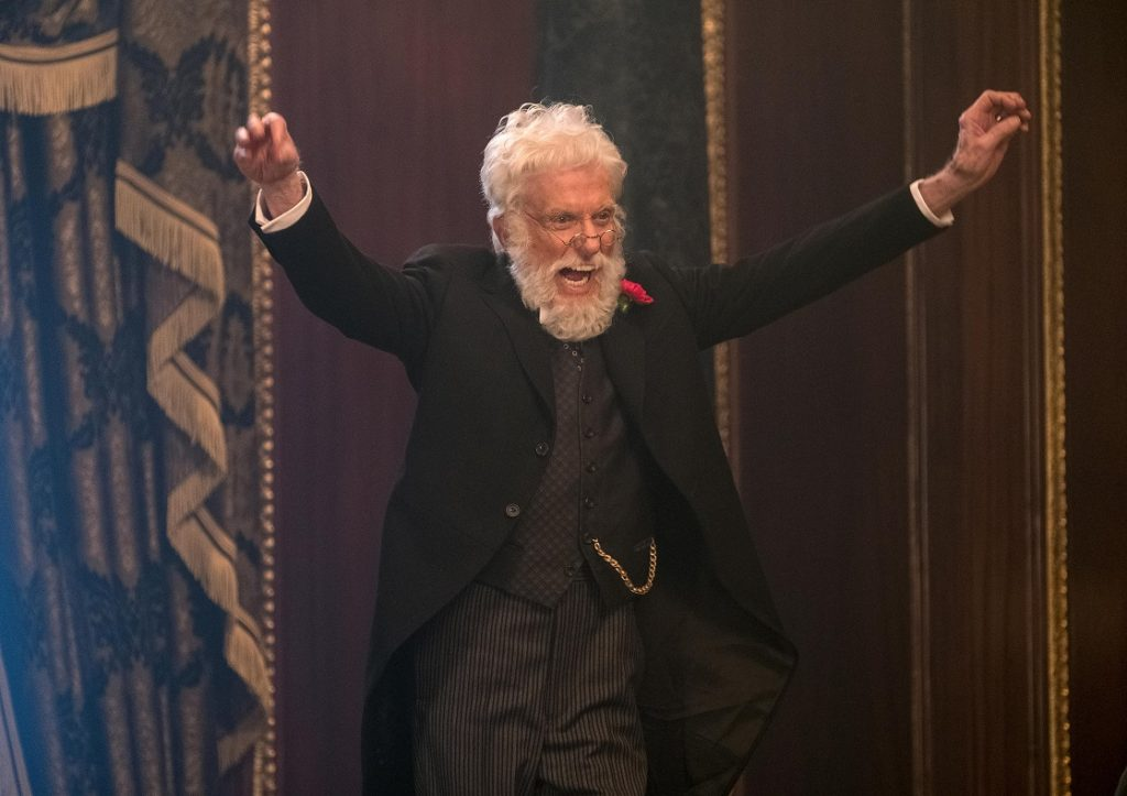 Dick Van Dyke wows in Mary Poppins Returns
