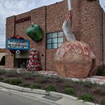 Home to the World's Largest Meatball and Fork - Pasgetti's in Branson