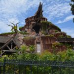 February may be the best time to visit Disneyland, but Splash Mountain might be down.