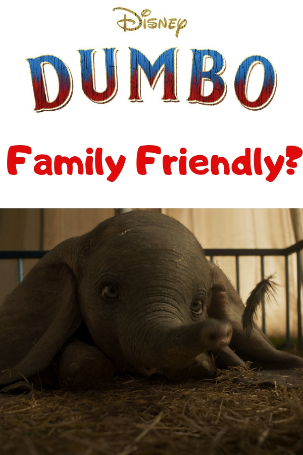 Is Dumbo kid friendly? I break it down and share my real thoughts in this parent's review of Disney's newest live-action remake.