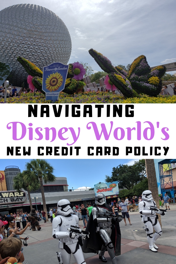 Disney World Resort hotels recently changed their credit card policy. Find out how to navigate the changes and see if it's it worth it to link a credit card to your Disney hotel reservation.