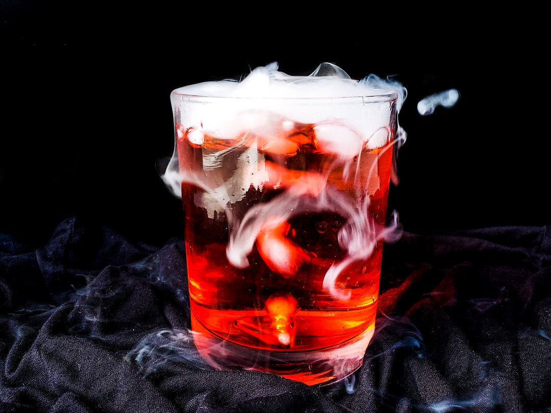 The Smoking Jafar live-action Aladdin inspired cocktails