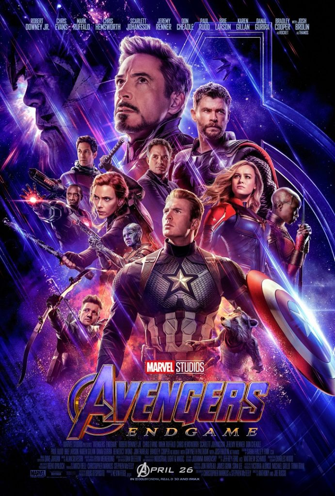 Is Avengers: Endgame appropriate for kids?