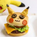 Learn how to build your own Detective Pikachu Burger.