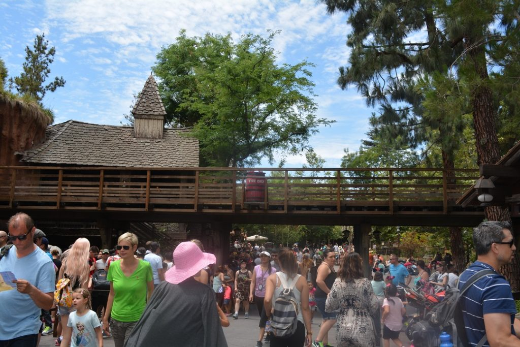 The new Disney restrictions on Keenz stroller wagons are in place to help with congested walkways at the Disney Parks.