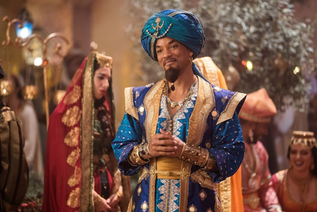 Did Will Smith change my opinion on him playing Genie? Read my Aladdin movie review to find out.