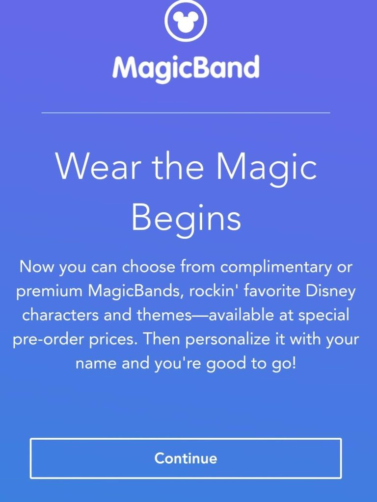 Disney World Resort Guests can now upgrade to designer MagicBands for a discounted price.