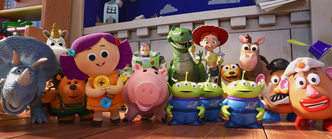 Is the whole Toy Story gang in Toy Story 4? Find out now.