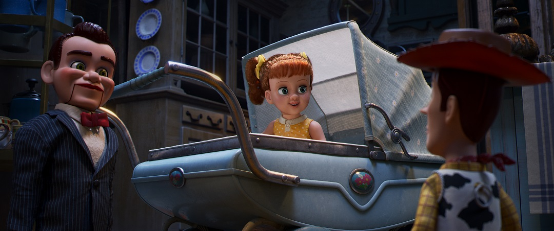 Are Gabby Gabby and her friends scary? Find out in the Toy Story review.