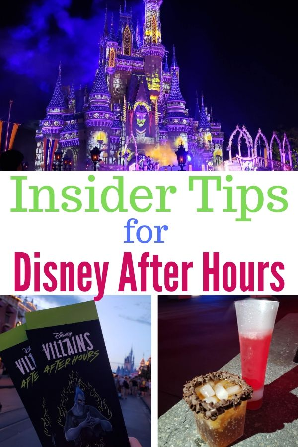 Is Disney After Hours worth the cost? Learn how to make the most of your ticket so you don't waste your money!