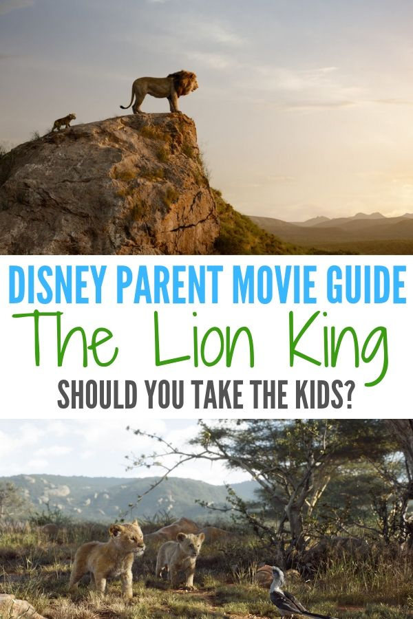 Find out if Disney's The Lion King is kid friendly in this Disney parent movie guide. We'll break down if there's bad language, violence and age recommendations.