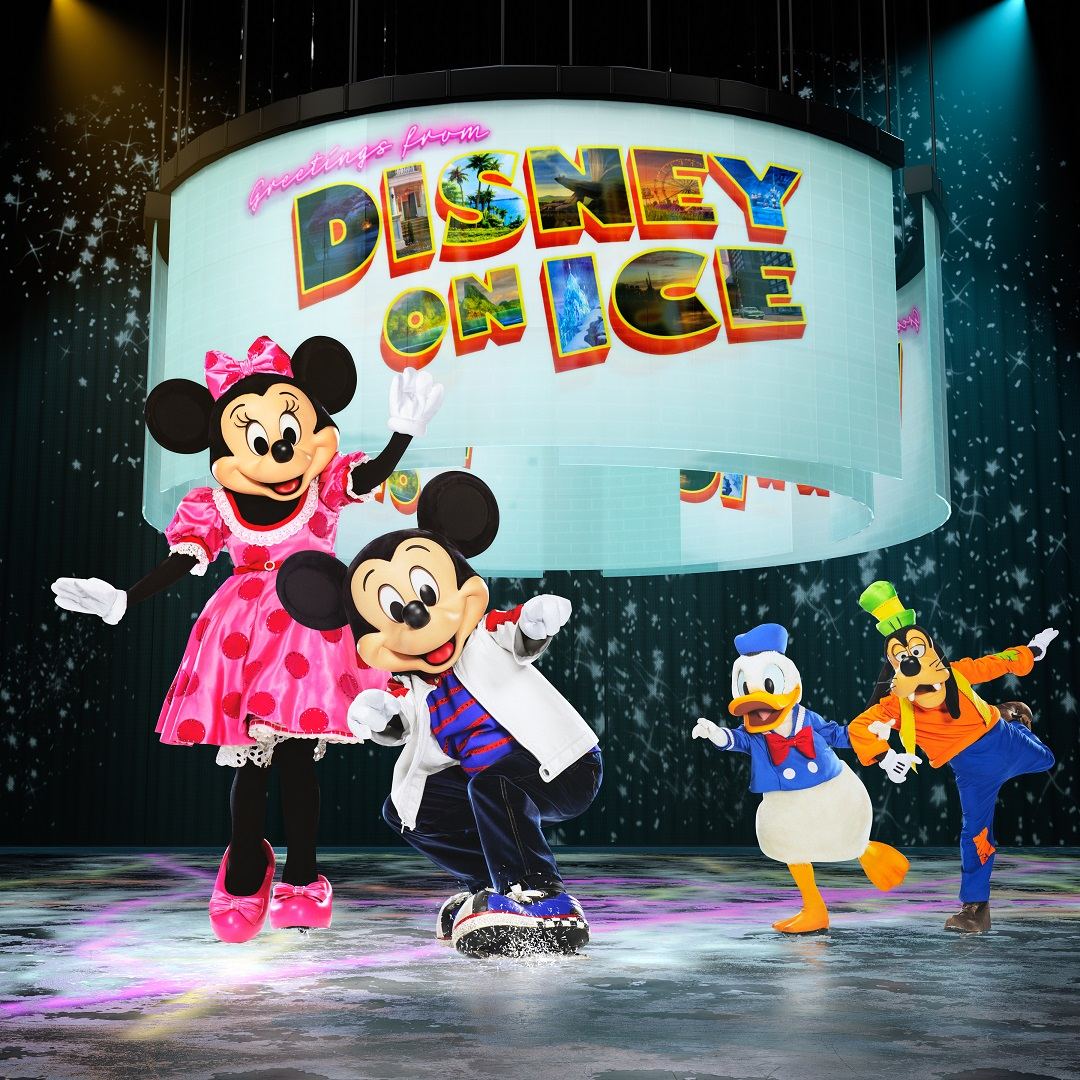 Catch Disney on Ice presents Road Trip Adventures this September in Orlando!