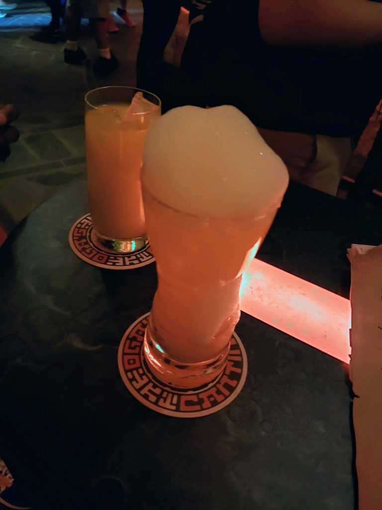 If your looking for drinks Oga's Cantina is the place!