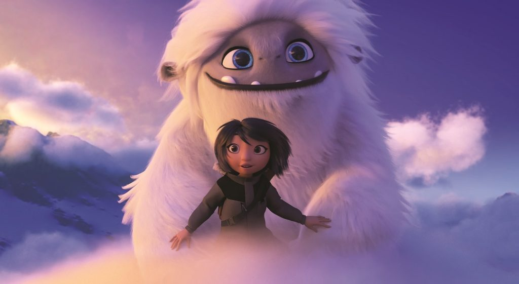 Dreamworks Animation hits it out of the park with the new Abominable movie.