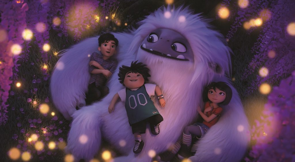 Abominable follows three friends as they take Everest home.