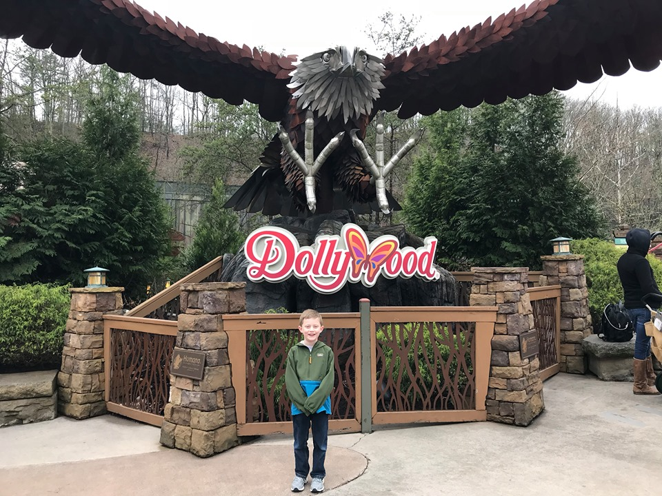 Family friendly Dollywood made our list of the best US theme parks.