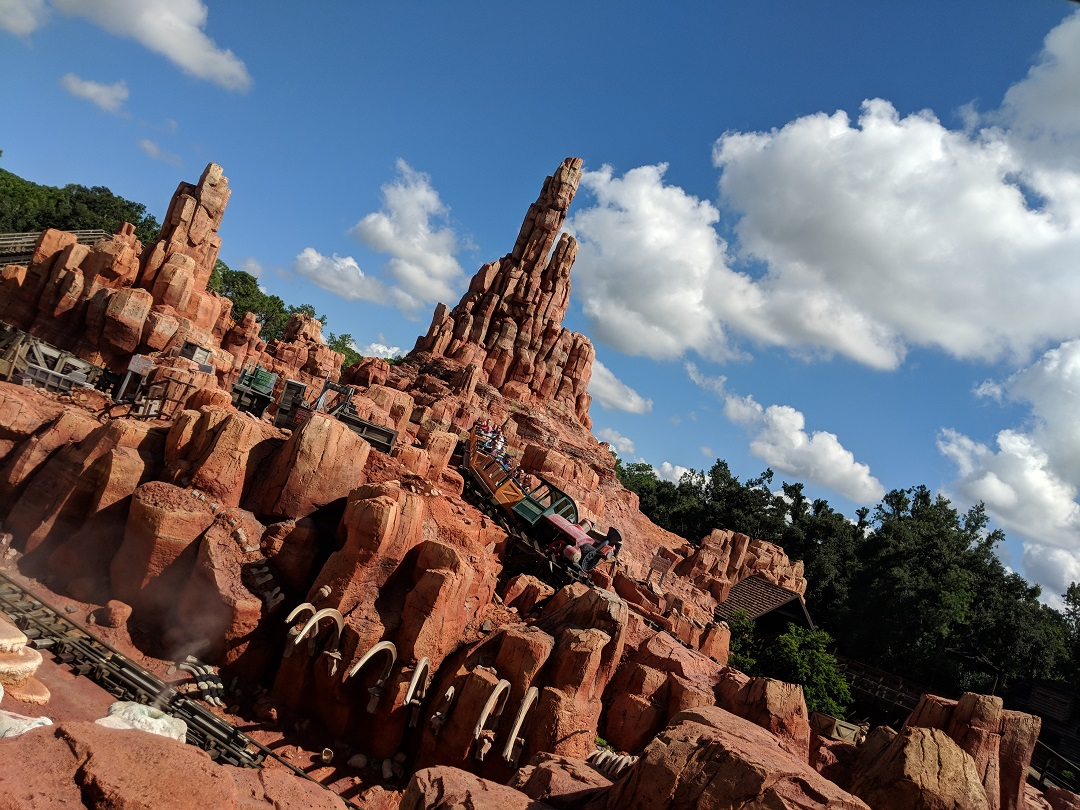 Magic Kingdom Park at Walt Disney World is one of the best US theme parks.