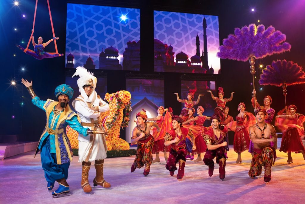 See Aladdin while staying warm with these Disney on Ice tips.