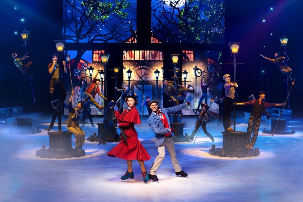 Make a quick stop on Cherry Tree Lane at Disney on Ice Road Trip Adventures