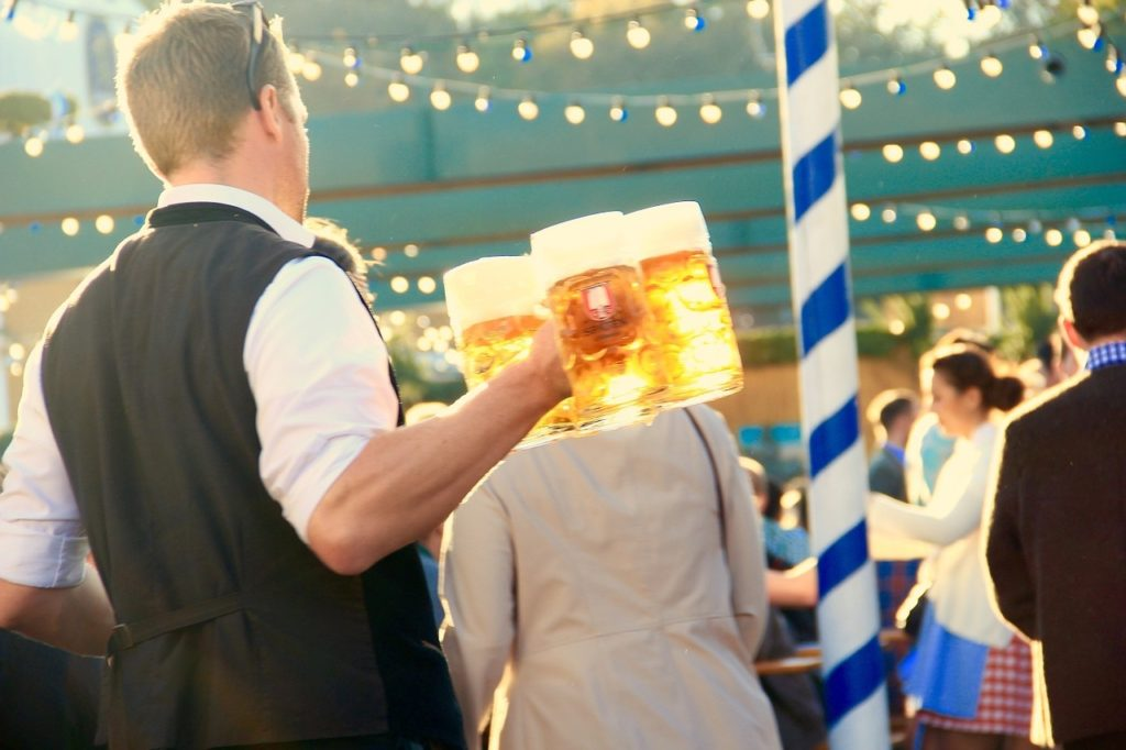 Fall festivals in central Florida include a few Oktoberfests!