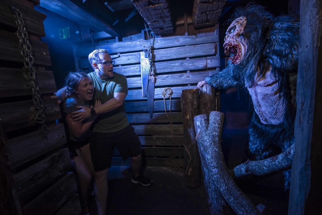 Leave the kids at home and head to Universal Studios Halloween Horror Nights!