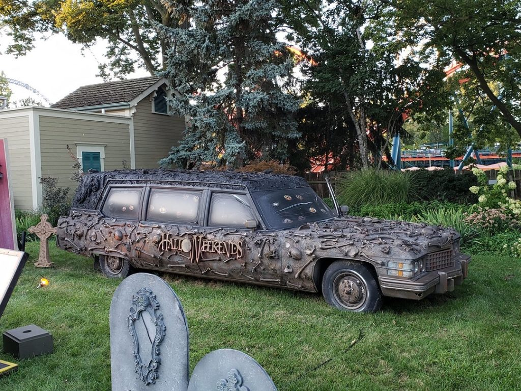When looking for theme park Halloween events we can't leave out Cedar Point Halloweekends.
