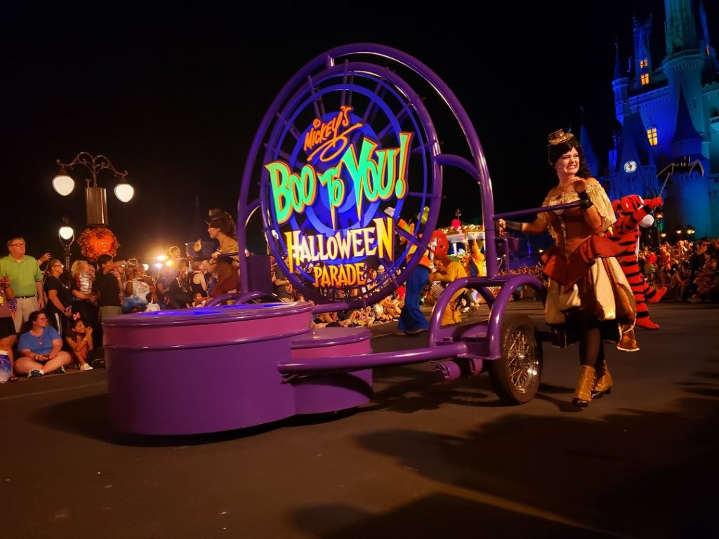 Mickey's Not So Scary Halloween Party is the perfect family friendly theme park Halloween event