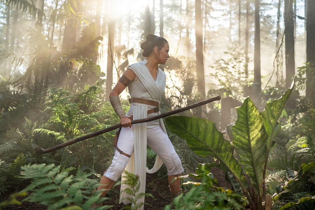 Rey from The Rise of Skywalker