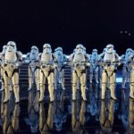 Stormtroopers at Rise of the Resistance