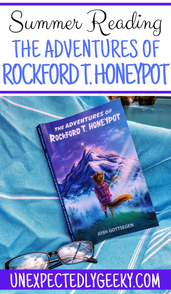 The Adventures of Rockford T. Honeypot book review.