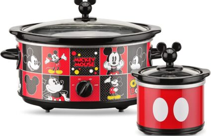 mickey mouse crockpot